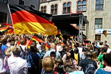 public viewing in münchen