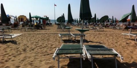 Strand Lignano