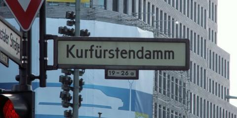 Berlin Kurfürstendamm
