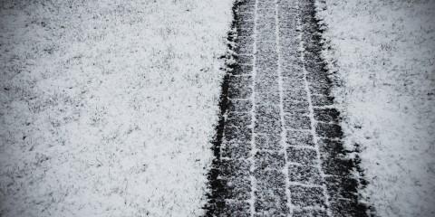 schmiedefelgen im Winter