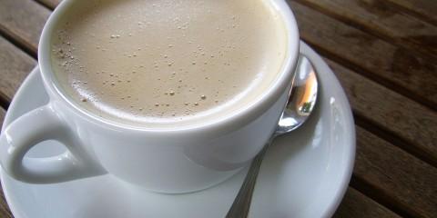 kaffee im Homeoffice